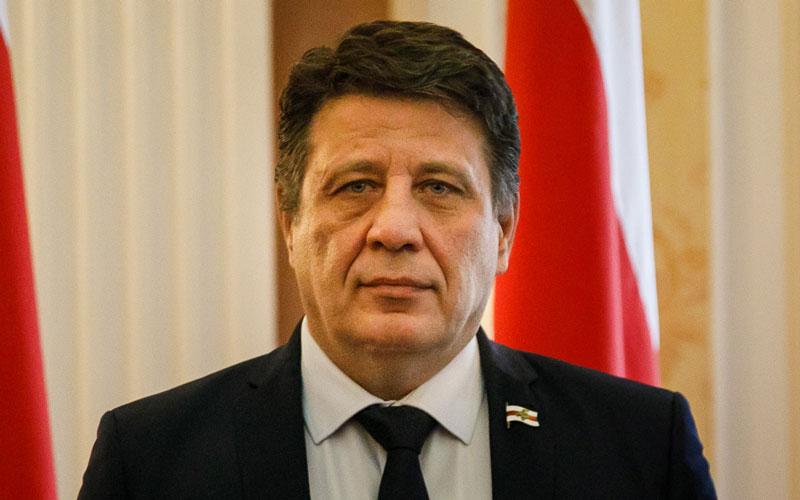 Лидер ОГП Николай Козлов