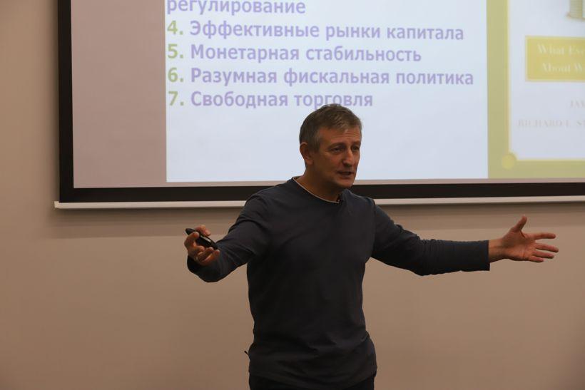 Ярослав Романчук. Презентация Антикоррупционной платформы Могилев