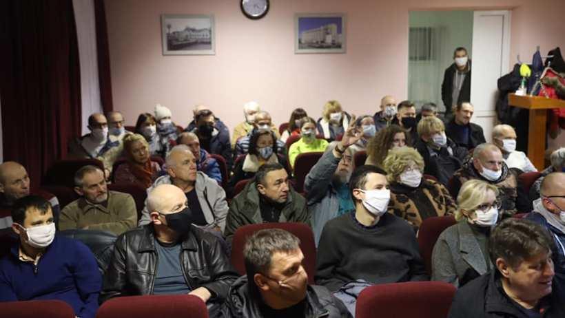 Встреча в Бобруйске, ноябрь, 2020