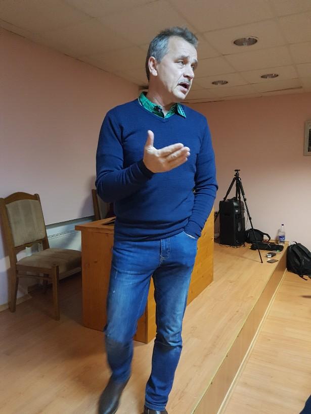 Анатолий Лебедько, Бобруйск, ноябрь 2020