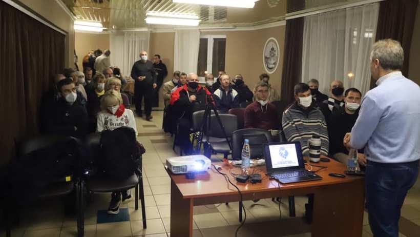 Презентация Антикоррупционной платформы, ОГП, Орша, ноябрь 2020