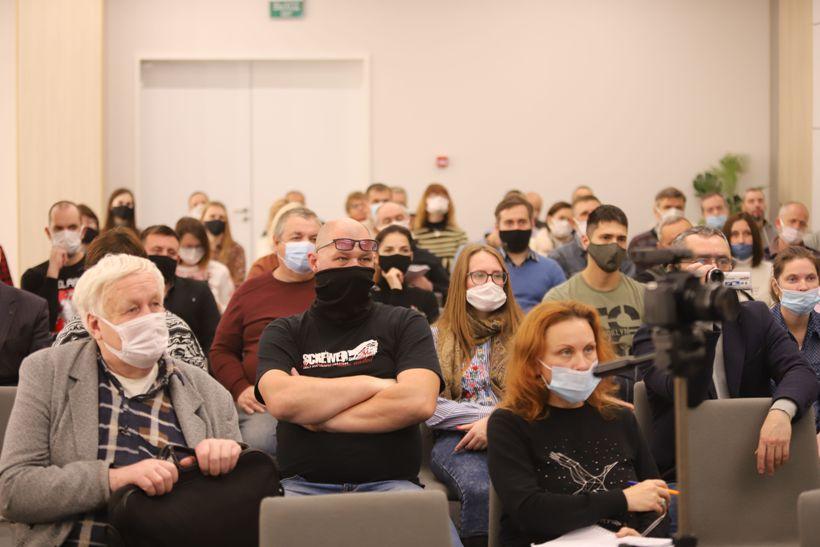 Презентация Антикоррупционной платформы Могилев