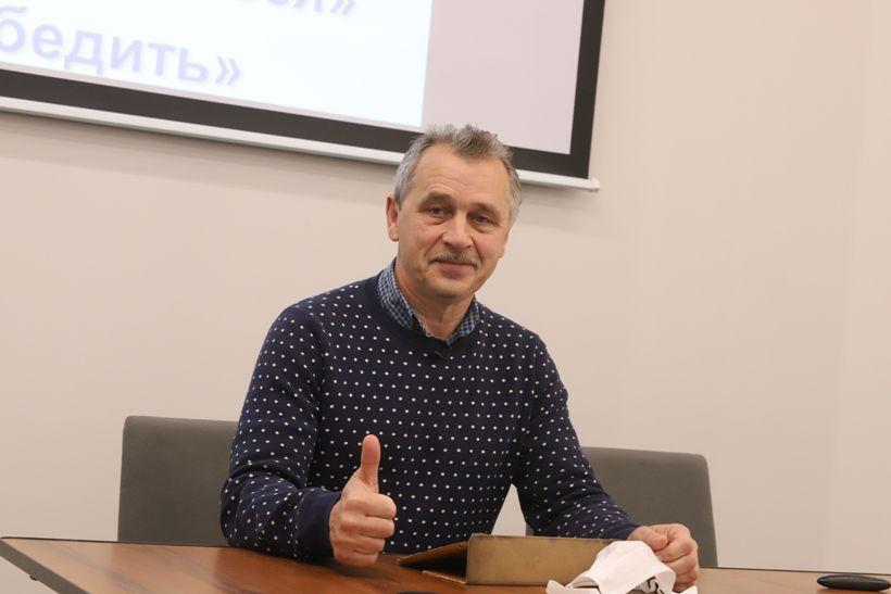 Анатолий Лебедько. Презентация Антикоррупционной платформы