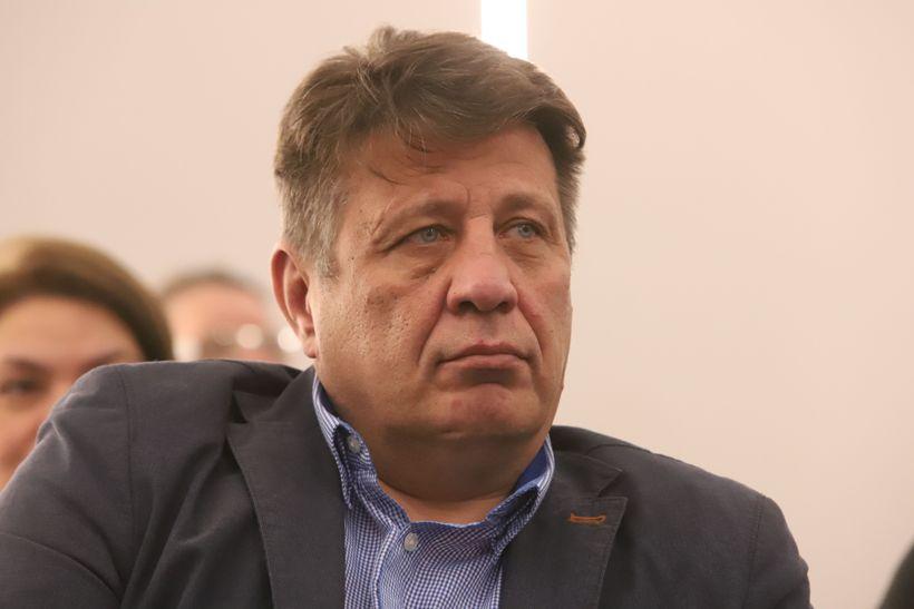 Николай Козлов. Презентация Антикоррупционной платформы Могилев
